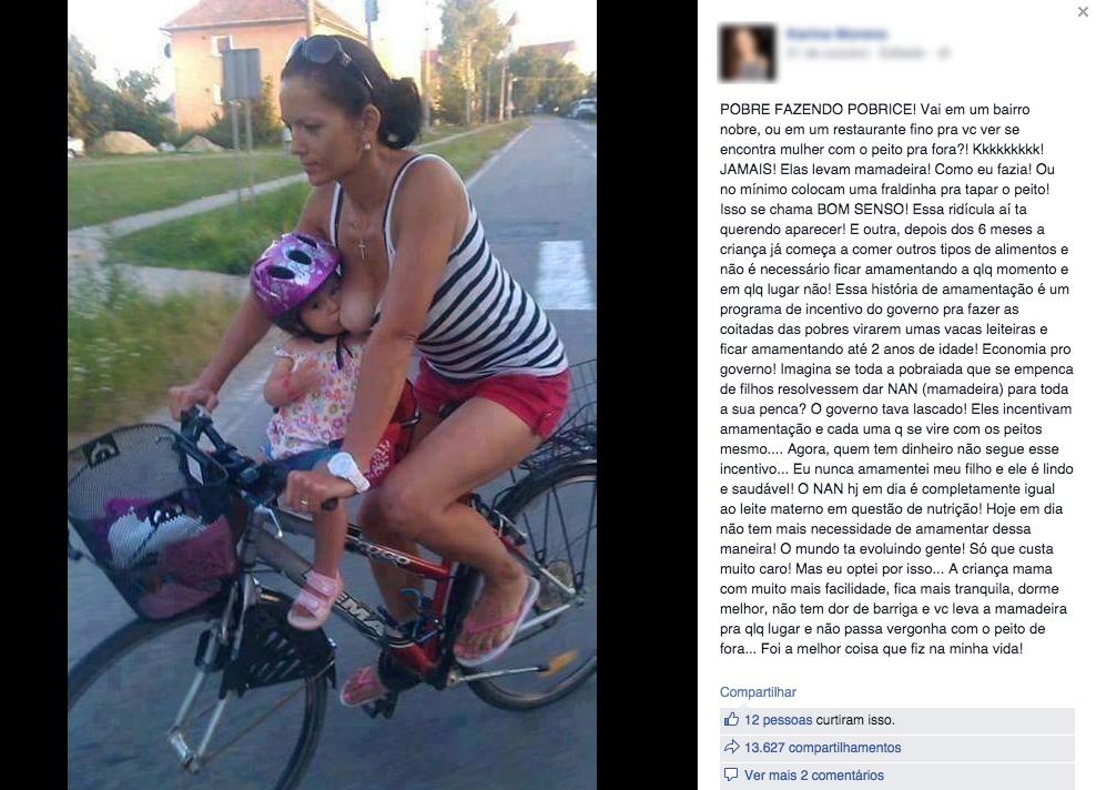 Reprodução/Facebook
