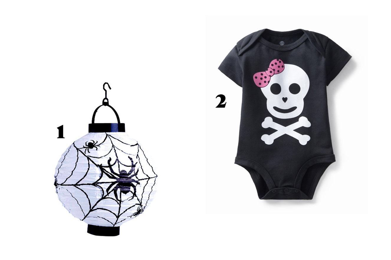 Produtos inspirados no Halloween