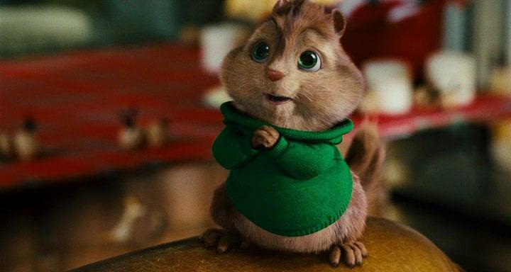 Divulgação/Filme Alvin e os Esquilos