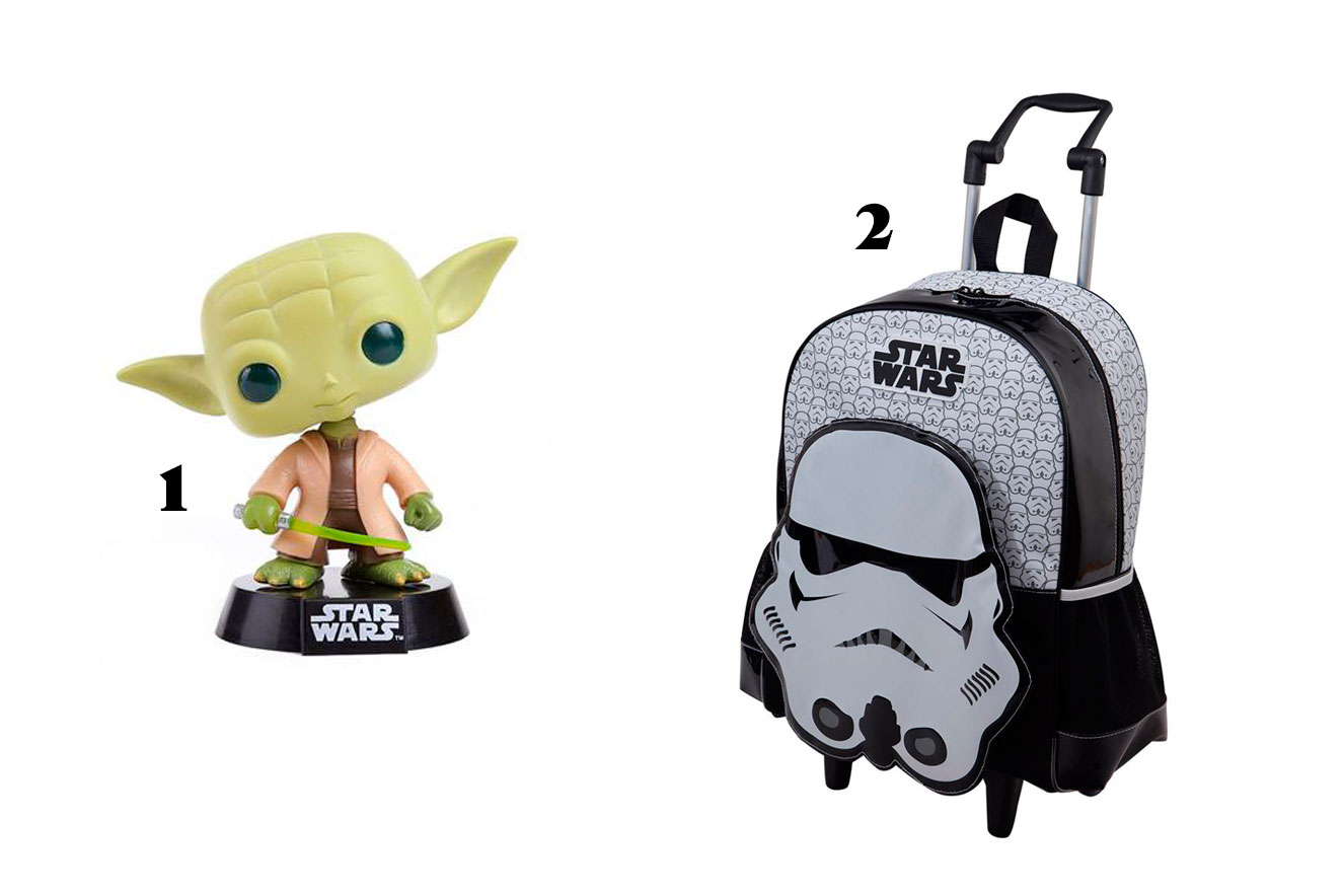 Produtos Star Wars