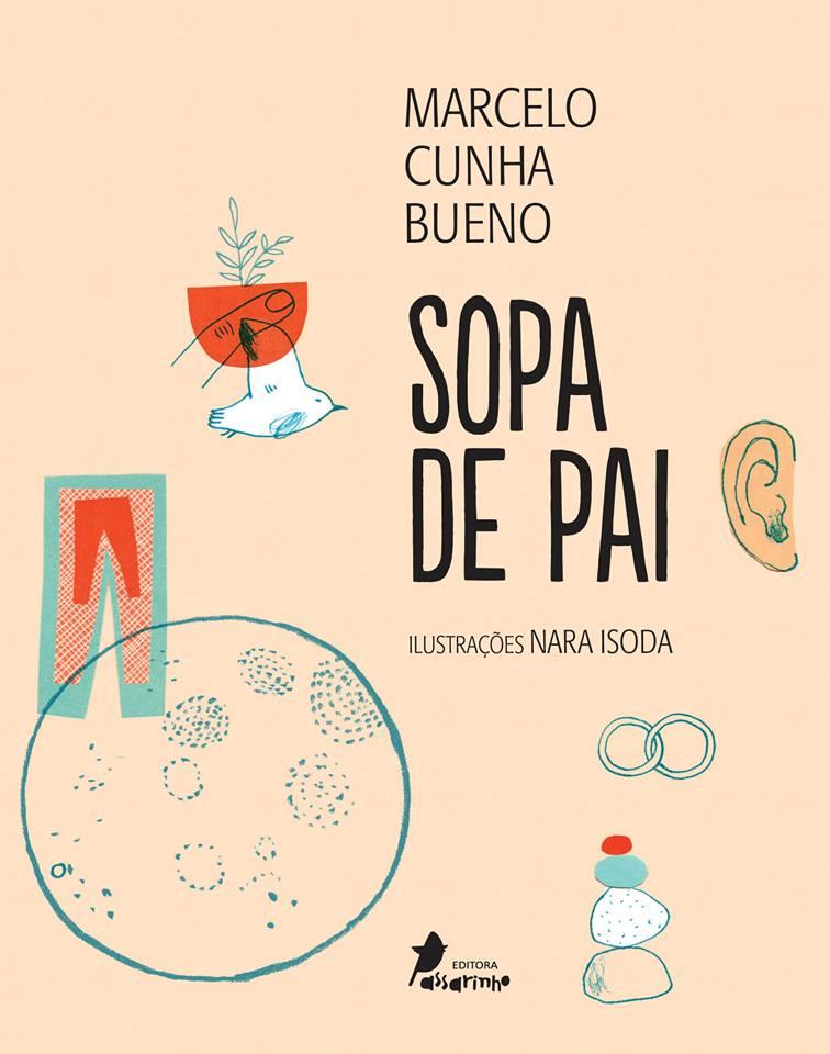 Capa do livro Sopa de Pai