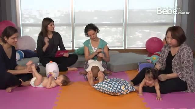 Shantala: aprenda, passo a passo, a fazer a massagem no seu bebê