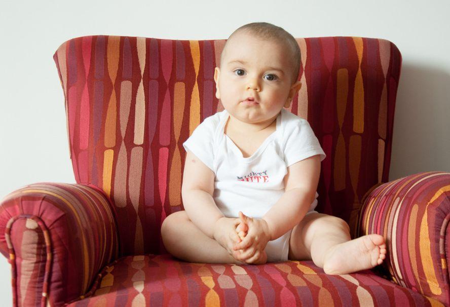 Matias 9 meses by Simone