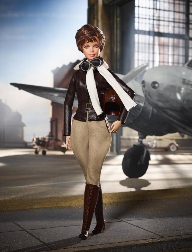 Barbie Amelia Earhart