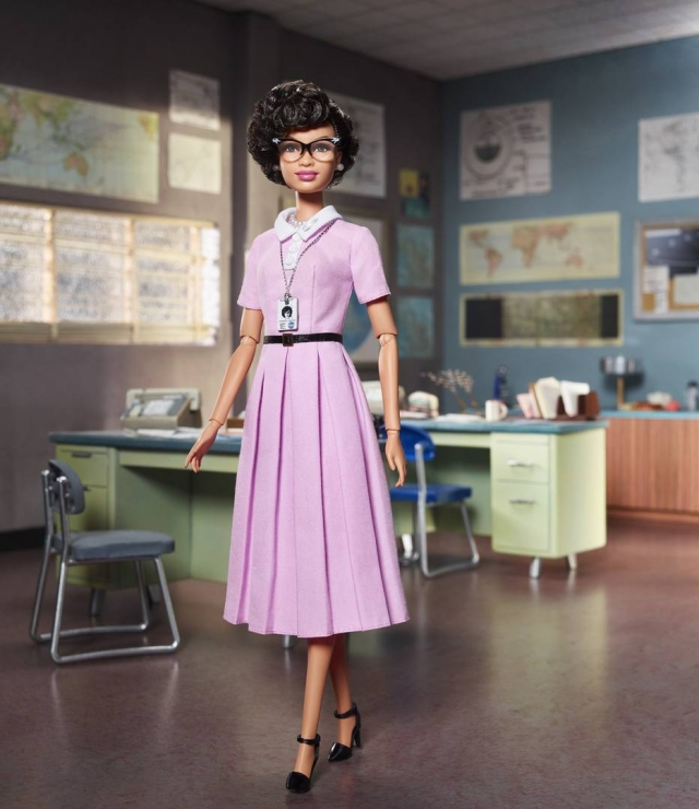 Barbie Katherine Johnson