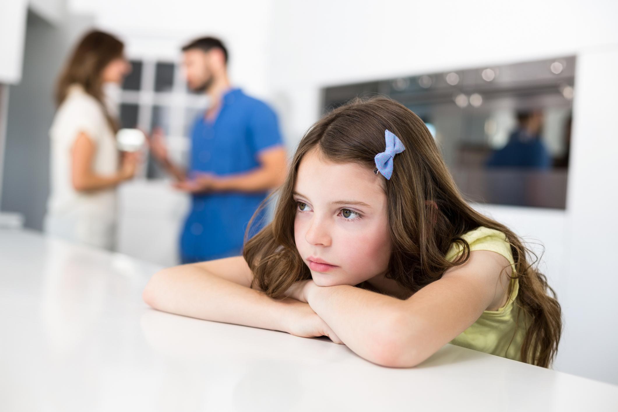 Como conversar sobre divórcio com as crianças