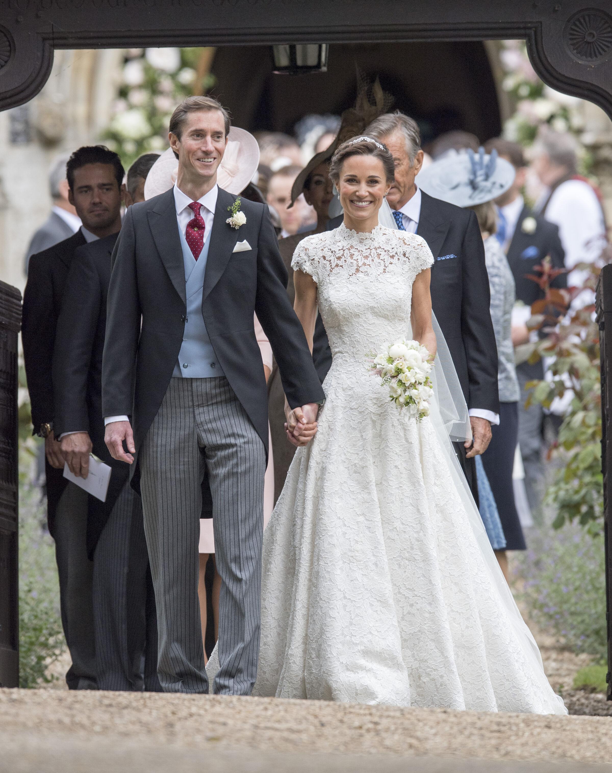 Casamento de Pippa Middleton, irmã de Kate