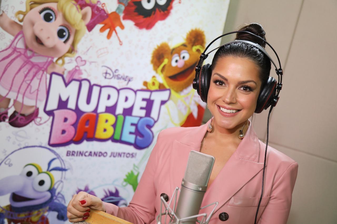Thais Fersoza dubla série Muppet Babies