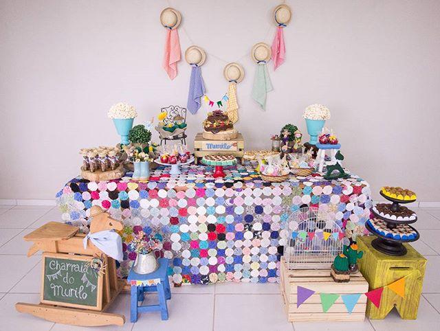 Chá de bebê junino: 30 ideias para fazer uma festa em clima de arraial