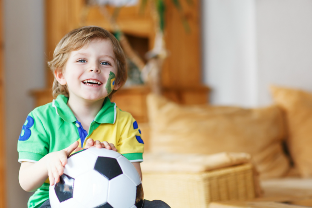 A Copa do Mundo dos nossos filhos