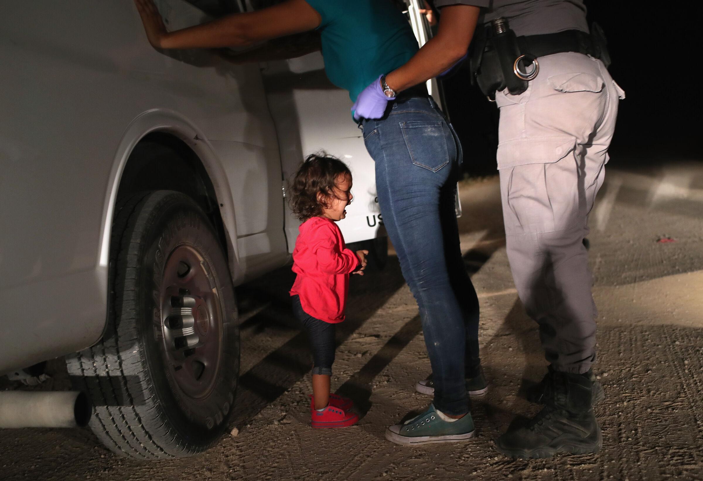 Crianças separadas dos pais nos EUA – imigração ilegal