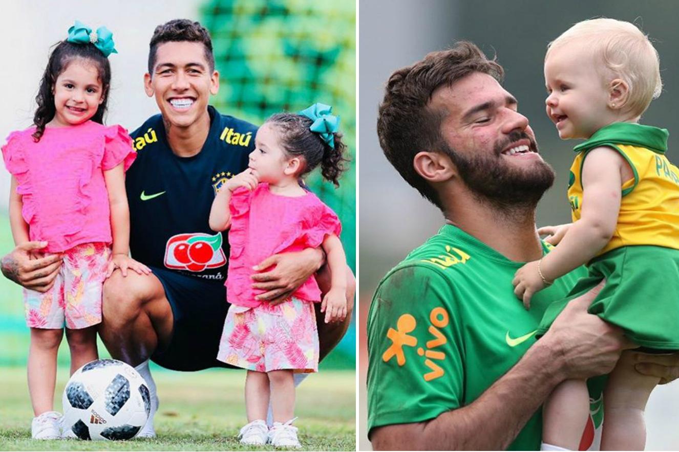 Copa do Mundo 2018: Conheça os filhos dos jogadores brasileiros