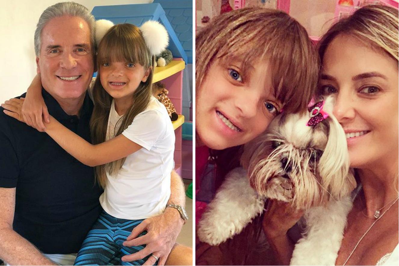 Rafinha faz aniversário e ganha homenagem dos pais, Tici Pinheiro e Justus