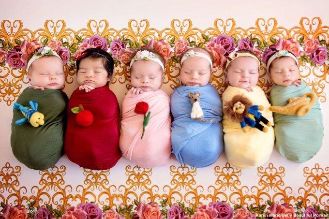Bebês Princesas