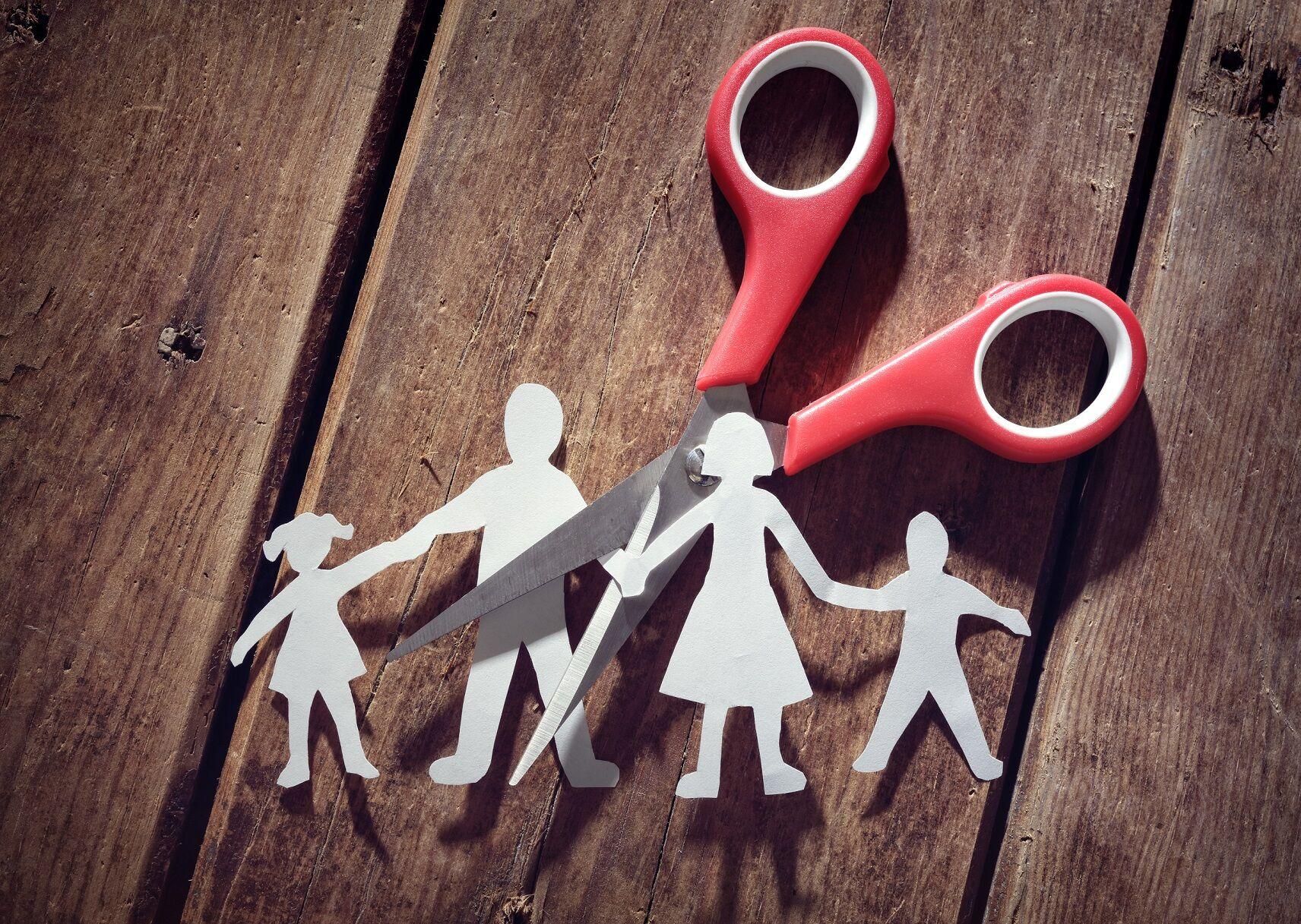 Divórcio e guarda compartilhada