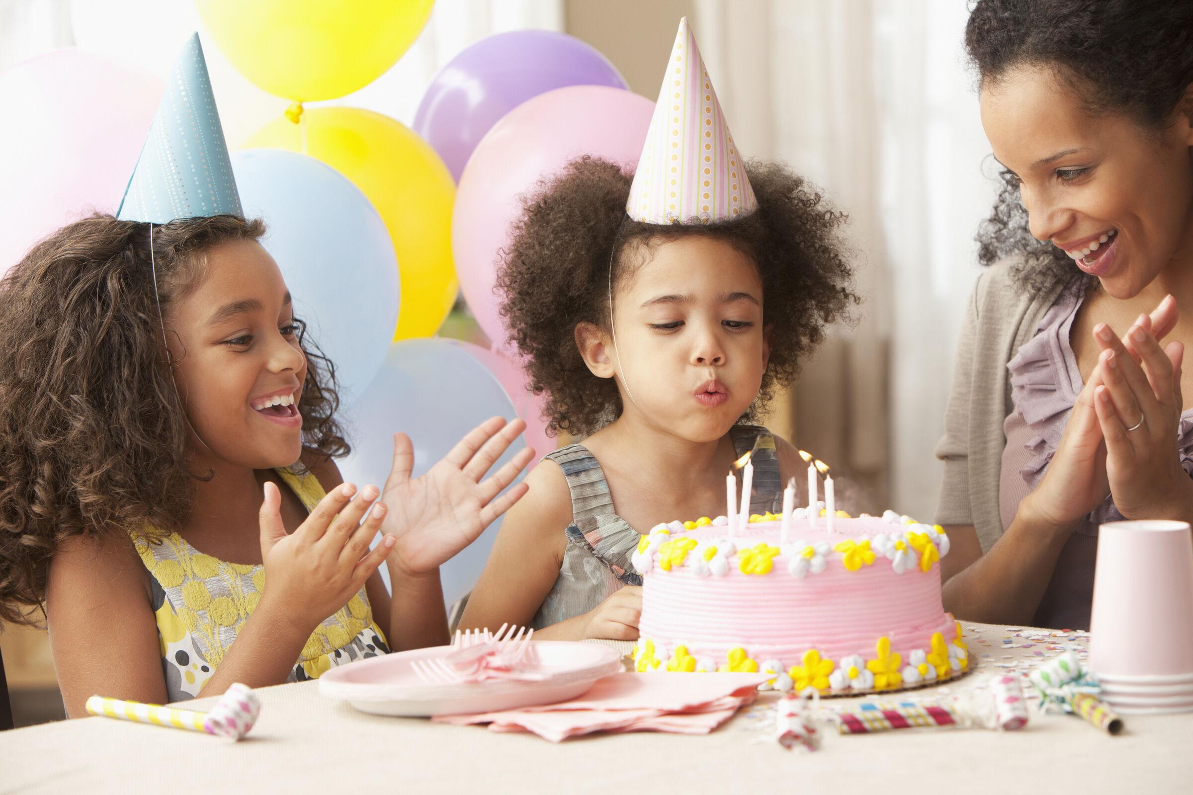 aniversário criança