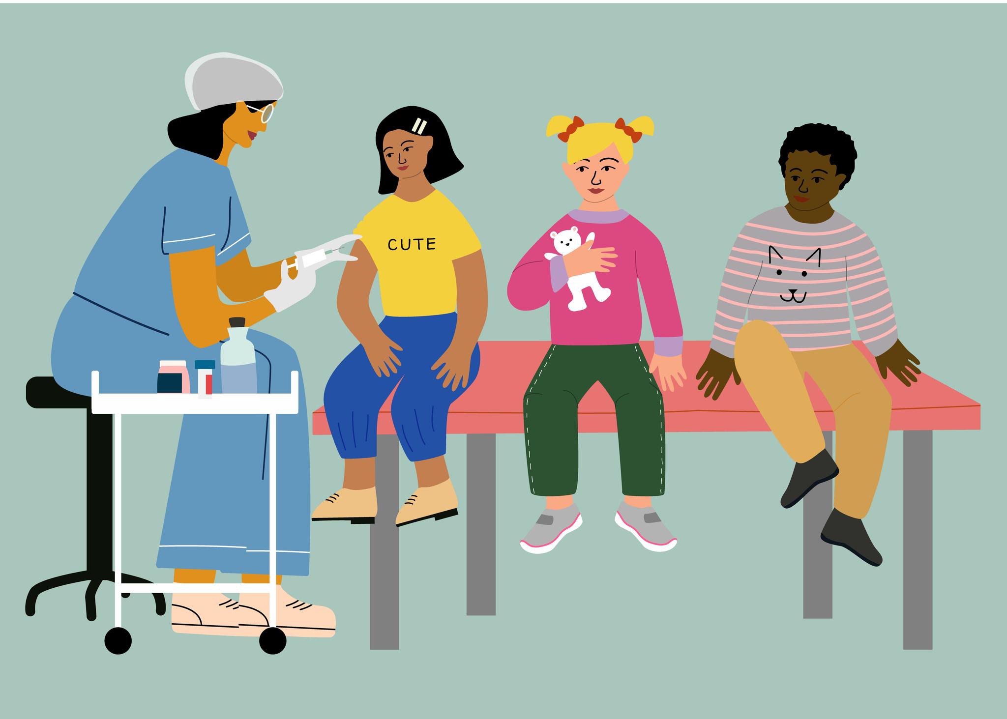 crianças-vacinação
