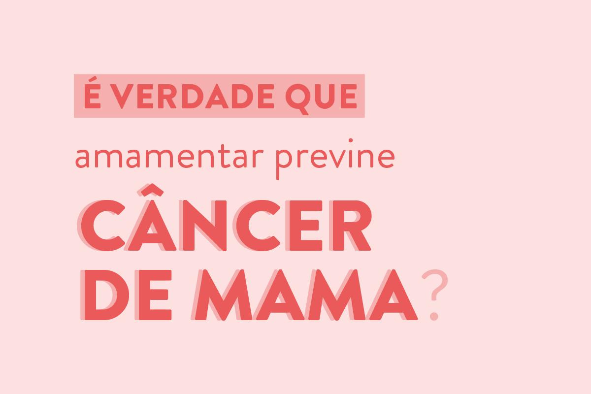 é verdade que_câncer de mama