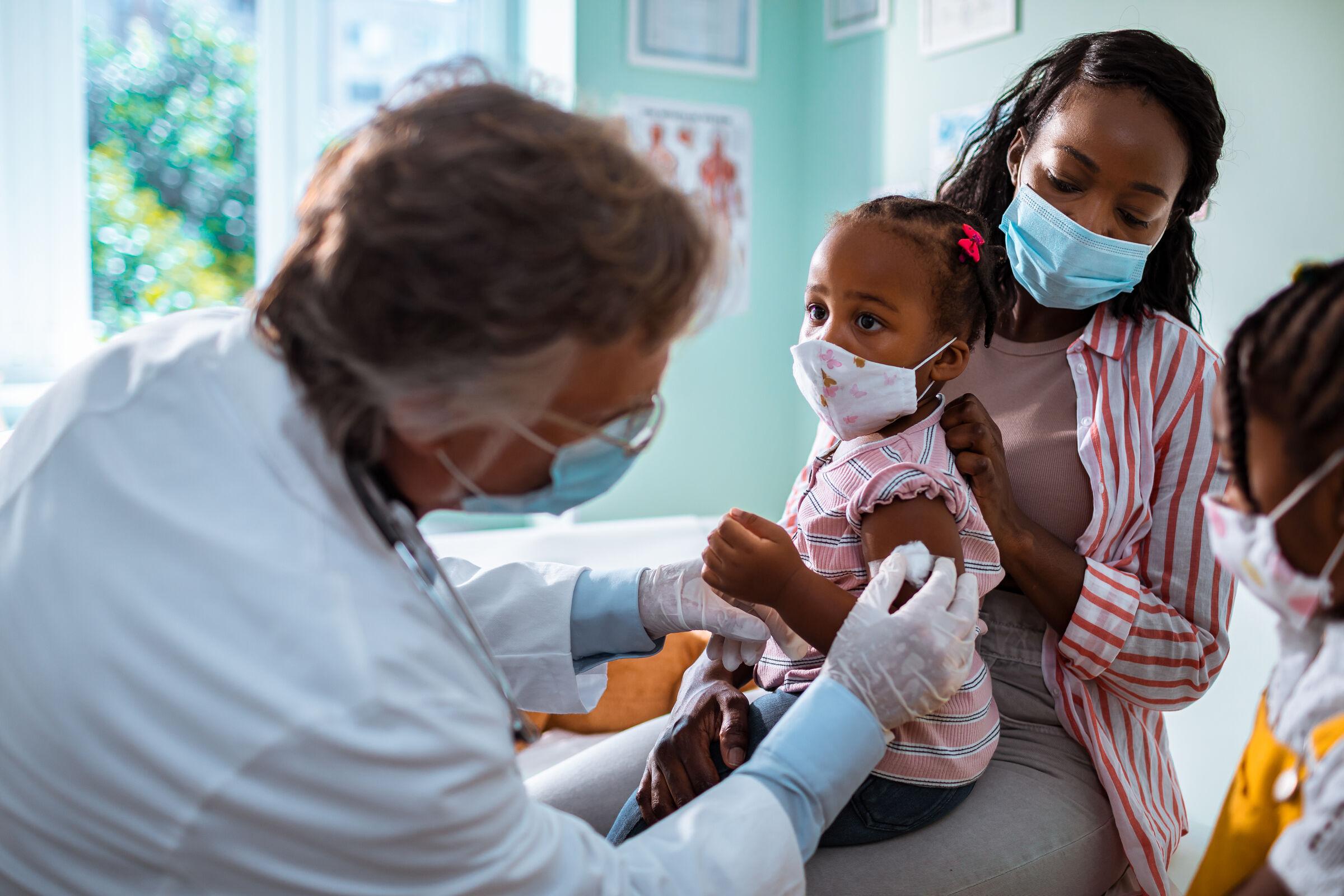 Vacinação-infantil