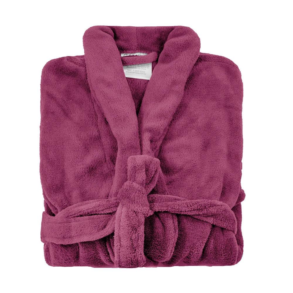 Roupão de banho, Microfibra Soft Camesa