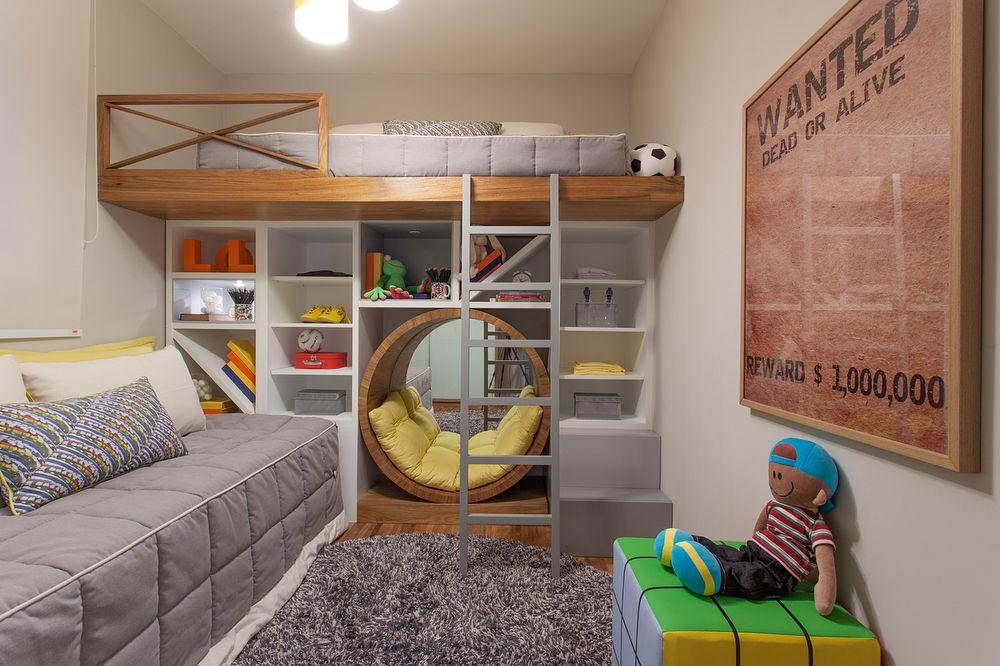 Sesso & Dalanezi Arquitetura cinza e amarelo