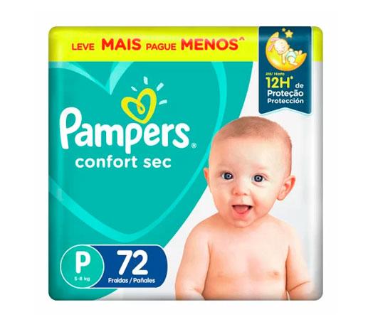 Fralda-Pampers-Confort-P-Panvel