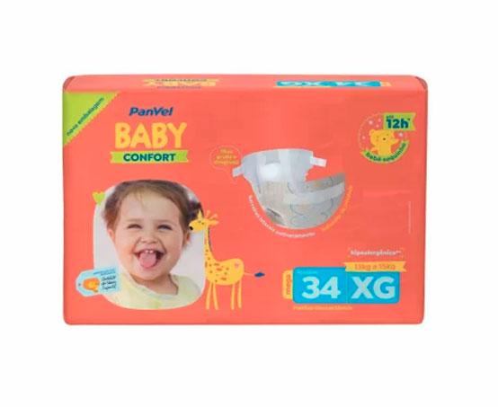 Fralda-Panvel-Baby-Mega-XG