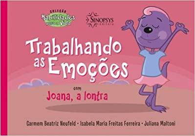 Livro Trabalhando as Emoções com Joana, a Lontra