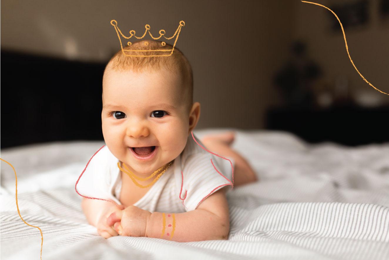 Nomes-de-bebê-inspirados-na-realeza