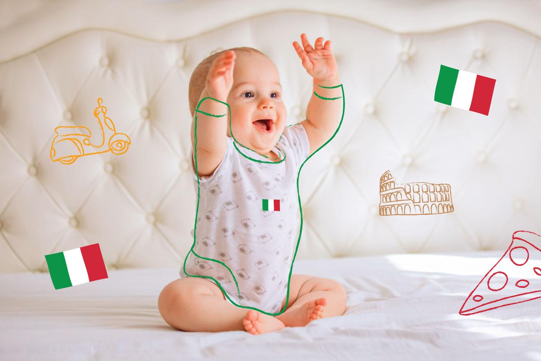 Nomes-de-bebê-italianos