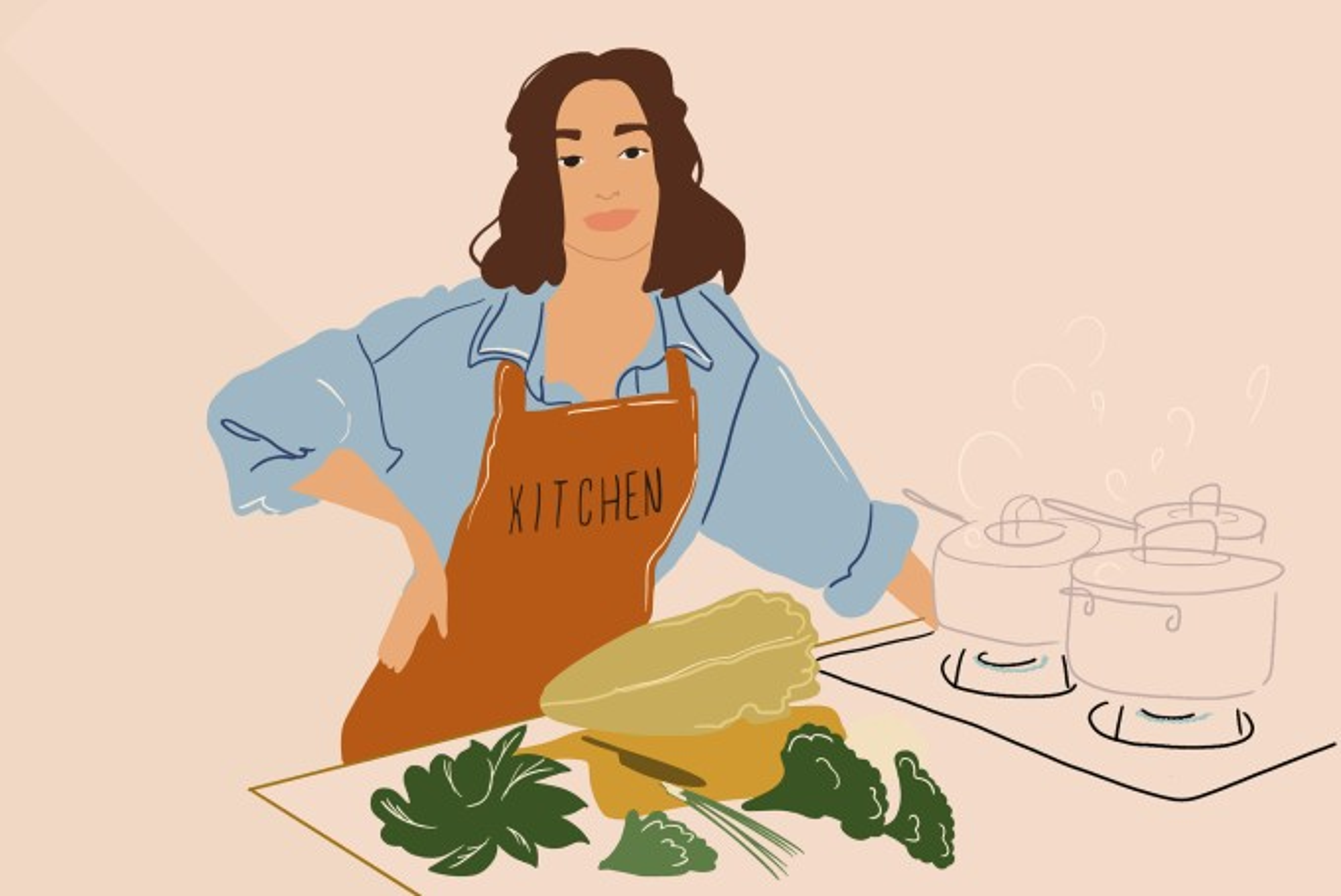 mulher-cozinha