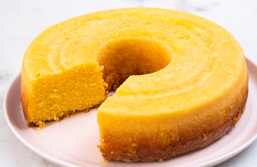 Receitas de festa junina bolo de milho cremoso