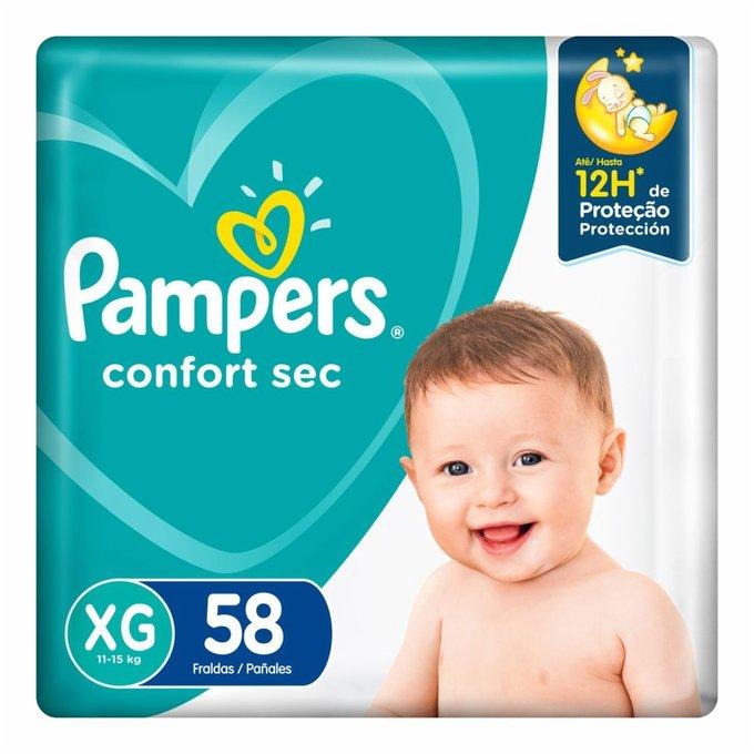 Fralda-pampers-confort-sec