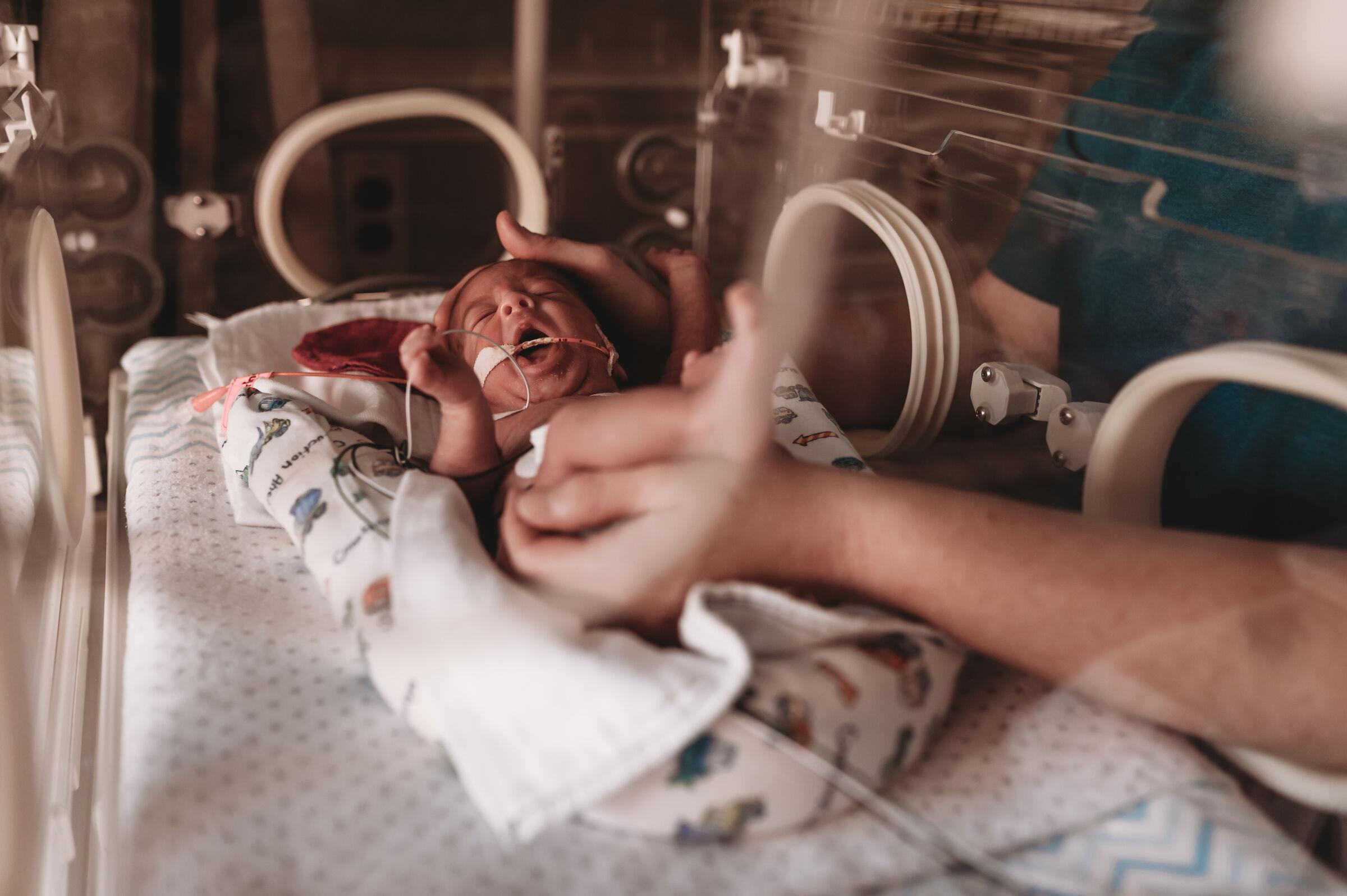 Recém-nascido-prematuro