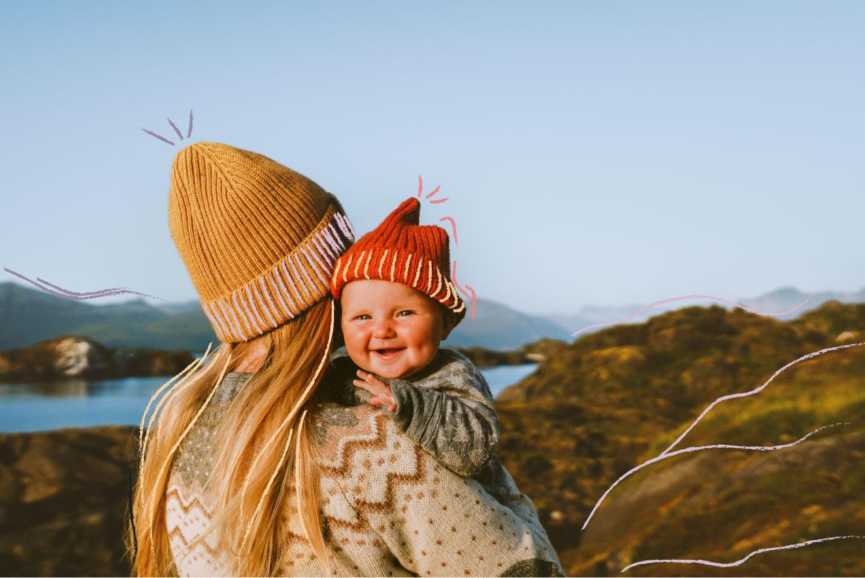 Bebê-aventureiro