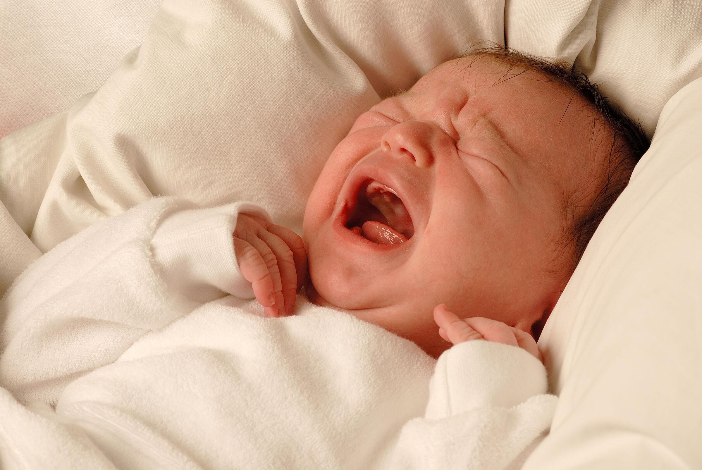 Bebê-chorando
