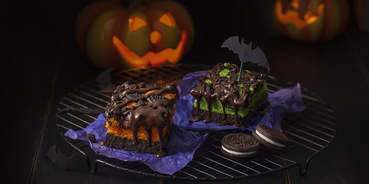 Halloween: receitas para fazer com as crianças no Dia das Bruxas